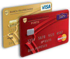 card-transilvania-bank